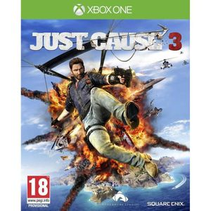 JEUX XBOX ONE Just Cause 3 Jeu Xbox One
