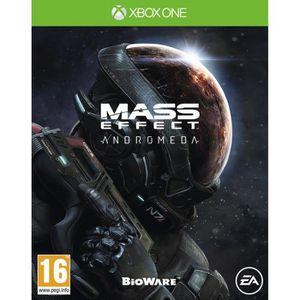 JEU XBOX ONE Mass Effect Andromeda Jeu Xbox One