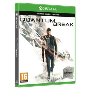 JEU XBOX ONE Quantum Break - Jeu Xbox One