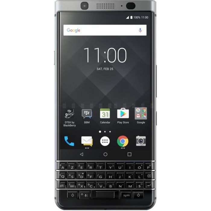 BlackBerry Key One chez cdiscount