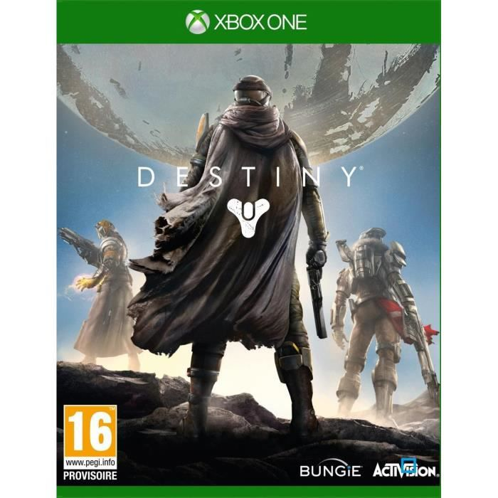 JEUX XBOX ONE Destiny Jeu Xbox One
