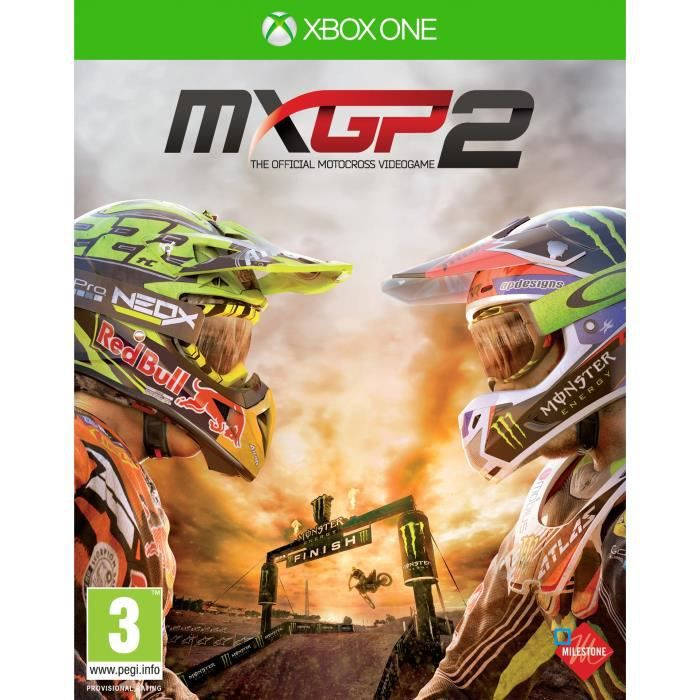 mxgp 2 jeu xbox one avis test les soldes sur. Black Bedroom Furniture Sets. Home Design Ideas