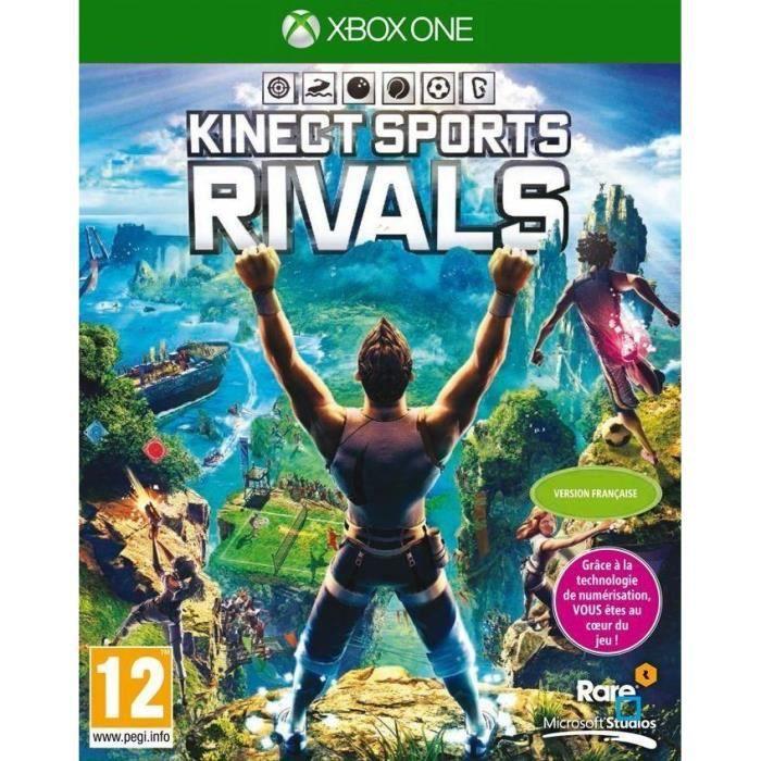 JEU XBOX ONE Kinect Sport Rivals Jeu Xbox One