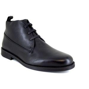 BOTTINE J.BRADFORD Chaussures Bottines JBPOLSON411NO Noir