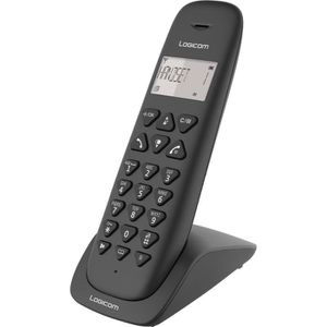 Téléphone fixe LOGICOM Double téléphones sans fil VEGA 250 DUO No