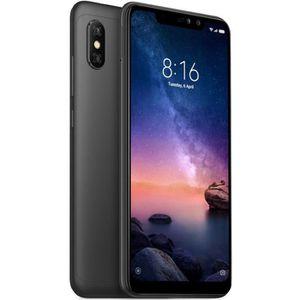 SMARTPHONE XIAOMI Redmi Note 6 Pro noir 32Go