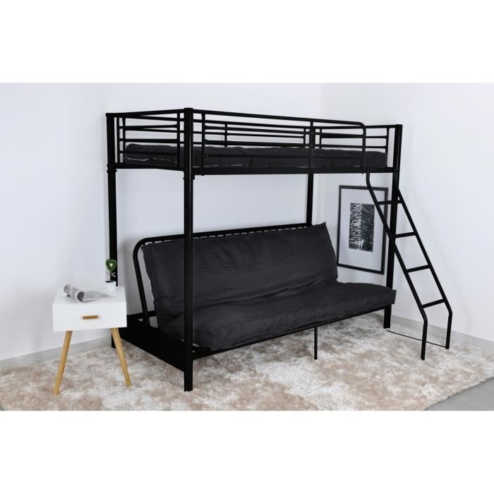lit superpos clic clac. Black Bedroom Furniture Sets. Home Design Ideas
