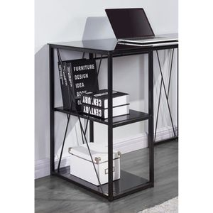 bureau treteau achat vente bureau treteau pas cher cdiscount. Black Bedroom Furniture Sets. Home Design Ideas