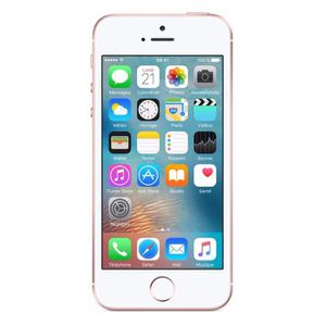 SMARTPHONE Apple iPhone SE 64 Go Rose Or
