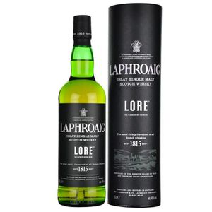 WHISKY BOURBON SCOTCH Laphroaig Lore 48° 70cl