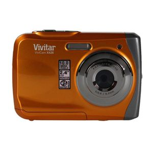 APPAREIL PHOTO ENFANT Appareil photo 10PX Orange Waterproof 2,4''