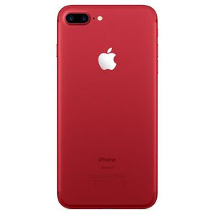 iphone 7 plus rouge 128go achat vente iphone 7 plus rouge 128go pas cher cdiscount. Black Bedroom Furniture Sets. Home Design Ideas