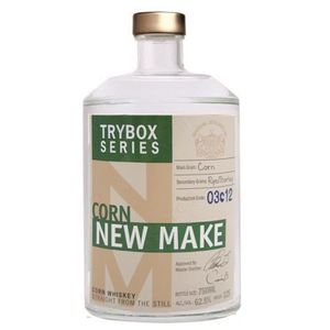 WHISKY BOURBON SCOTCH Trybox new make Corn 70cl 62.5%