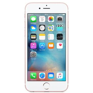 APPLE iPhone 6s 16 Go Rose Or