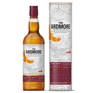 WHISKY BOURBON SCOTCH Ardmore 12 ans Portwood 46° 70cl