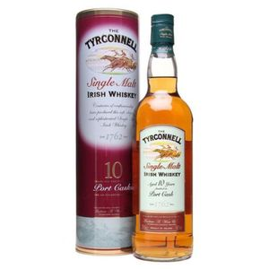 WHISKY BOURBON SCOTCH The Tyrconnell 10 ans Porto Finish - Single Malt I