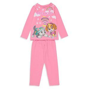 PYJAMA PAT'PATROUILLE Pyjama Rose Enfant Fille