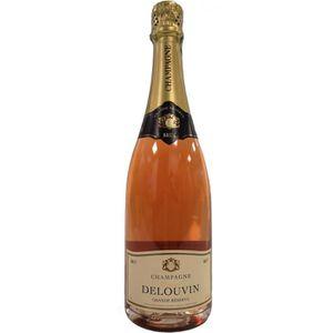 Champagne Raymond Delouvin Grande Réserve Rosé Brut
