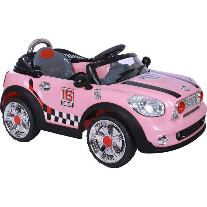 mini voiture electrique enfant rose achat vente. Black Bedroom Furniture Sets. Home Design Ideas