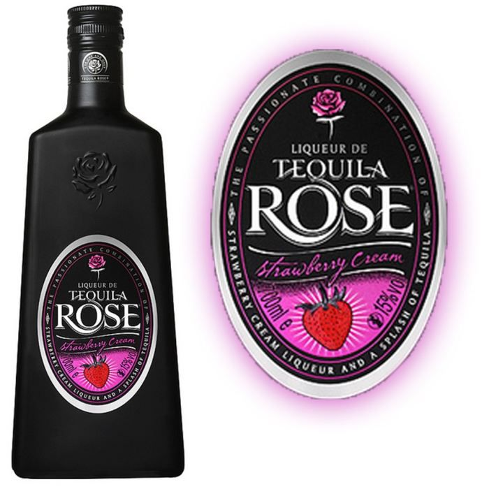 TEQUILA tequila Rose