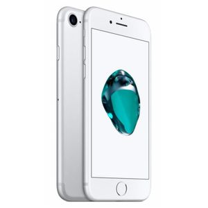 SMARTPHONE APPLE iPhone 7 argent 32Go