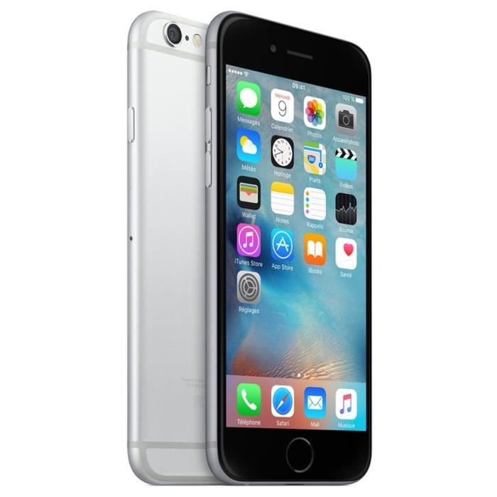 SMARTPHONE APPLE iPhone 6s Gris Sidéral 32 Go