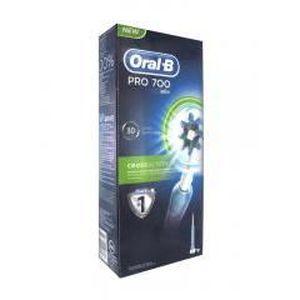 BROSSE A DENTS ÉLEC ORAL -B Pro 700 CrossAction® Brosse à dents électr