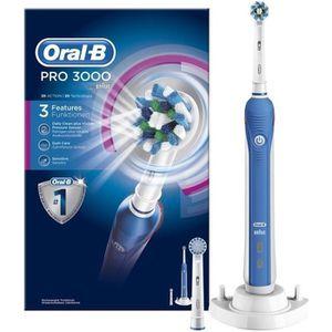 BROSSE A DENTS ÉLEC Oral-B Pro 3000 Brosse à dents électrique