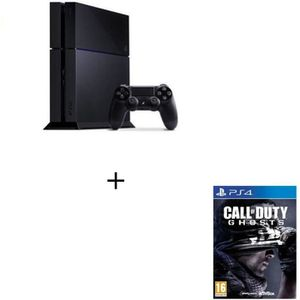 CONSOLE PS4 PS4 + Call Of Duty Ghosts