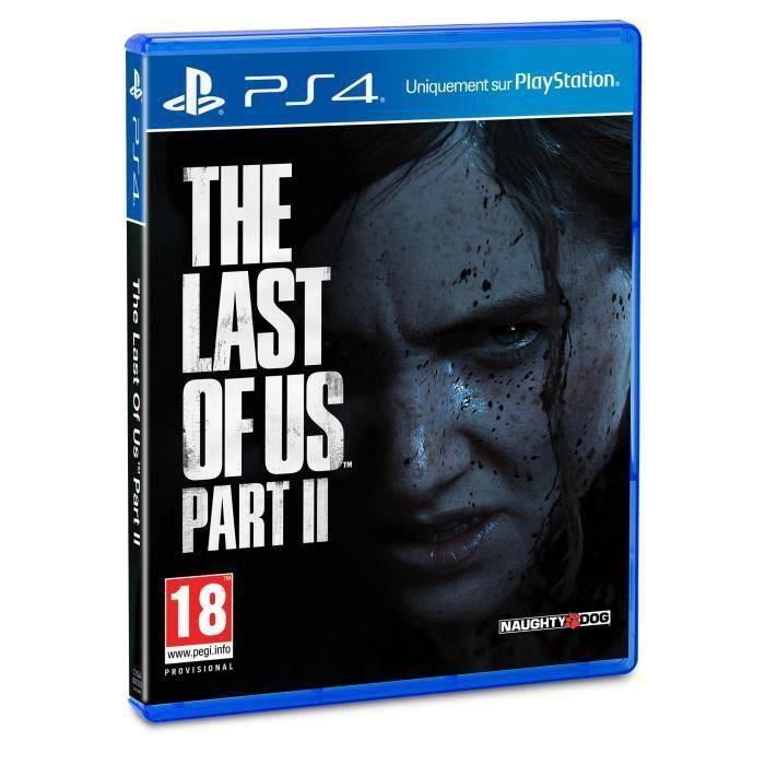 JEU PS4 NOUVEAUTÉ The Last of Us Part II Jeu PS4
