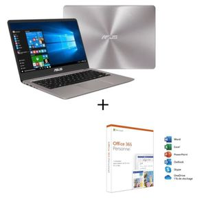 ORDINATEUR PORTABLE PC Ultrabook-ASUS ZenBook UX410UA-GV266T-14