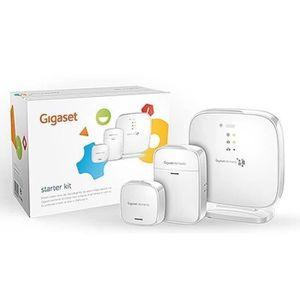 Système d'appel secours Pack alarme maison Elements Gigaset