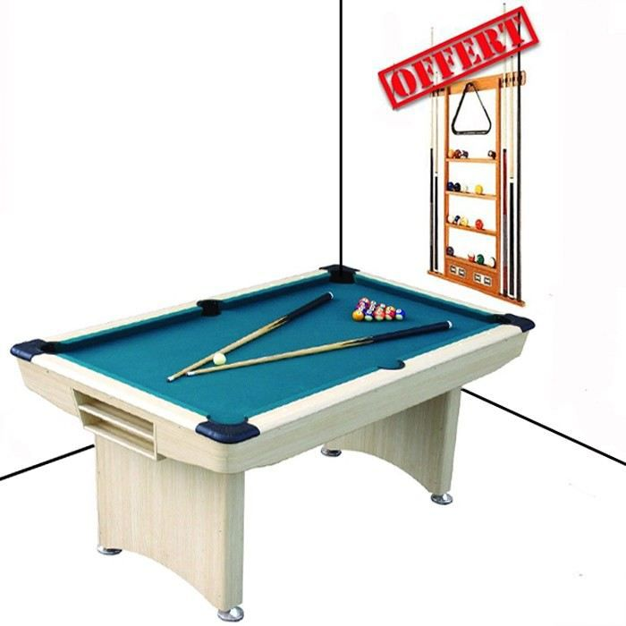 Billard am ricain rio porte queues mural offert achat for Porte queue billard moderne