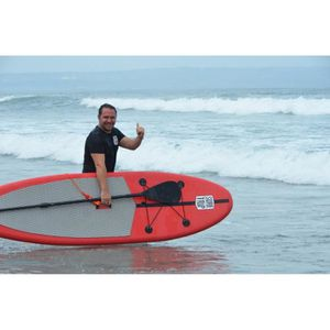 STAND UP PADDLE Surf Trip - Stand up Paddle gonflable 10""