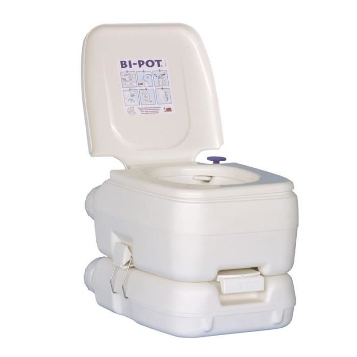 TRIGANO WC  Portable 125 L / 20 L