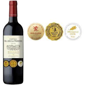 VIN ROUGE Château Bel Air La Perrière 2018 Bordeaux - Vin ro