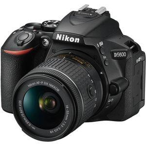 APPAREIL PHOTO RÉFLEX Nikon Reflex D5600 + AF-P 18-55 VR