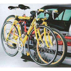 PORTE-VELO Porte 2 Vélos Sur Boule Voiture
