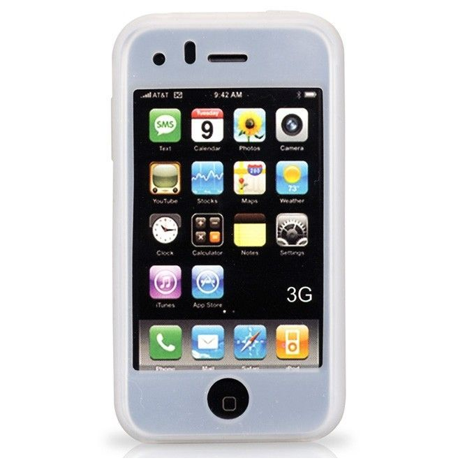Housse silicone istar pour iphone 3g et 3g s achat for Housse iphone x