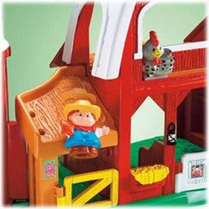 garage fisher price achat vente jeux et jouets pas chers. Black Bedroom Furniture Sets. Home Design Ideas