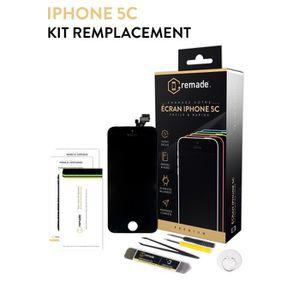 PIÈCE TÉLÉPHONE RIF Kit réparation Ecran iPhone 5C