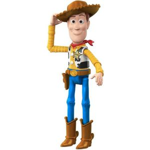 FIGURINE - PERSONNAGE TOY STORY 4 - Woody - Figurine Articulée 23cm