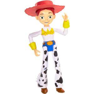 FIGURINE - PERSONNAGE TOY STORY 4 - Jessie - Figurine Articulée 21cm