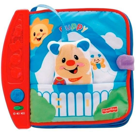 Fisher price livre d 39 eveil int ractif achat vente livre interactif enfant cdiscount for Chaise 4 en 1 fisher price