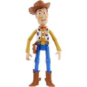 FIGURINE - PERSONNAGE TOY STORY 4 Figurine parlante Woody 23 cm - versio