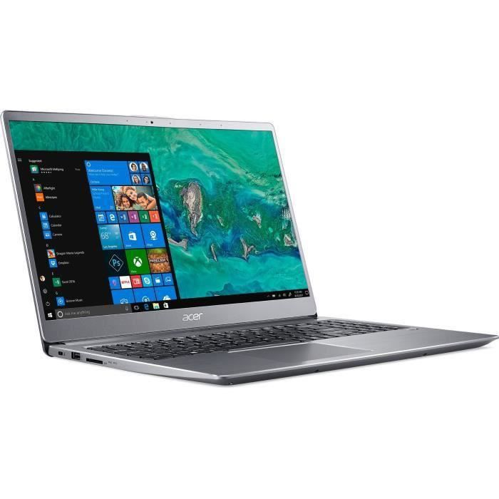 "ORDINATEUR PORTABLE PC Ultrabook - ACER Swift 3 SF315-52(G) - 15,6"" FH"