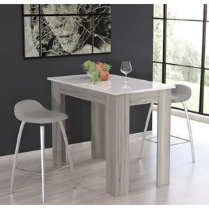Table haute mange debout achat vente table haute mange for Table cuisine 8 personnes