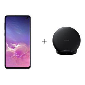SMARTPHONE Samsung Galaxy S10e 128 Go Noir Prisme + PAD induc