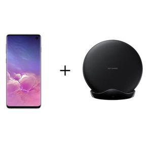 SMARTPHONE Samsung Galaxy S10 512 Go Noir Prisme + PAD induct
