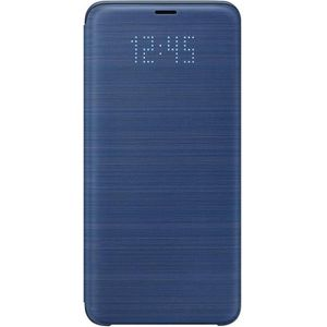 HOUSSE - ÉTUI Samsung LED View Cover S9+ Bleu